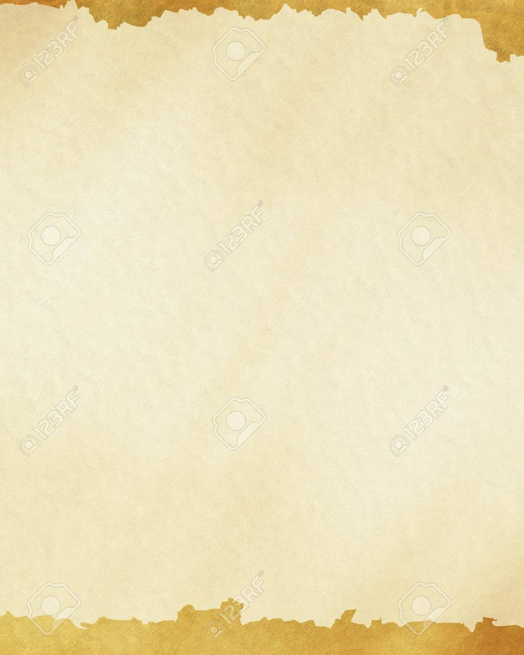 Old paper texture with spots, stains and soft folds Stock Photo - 14776412
