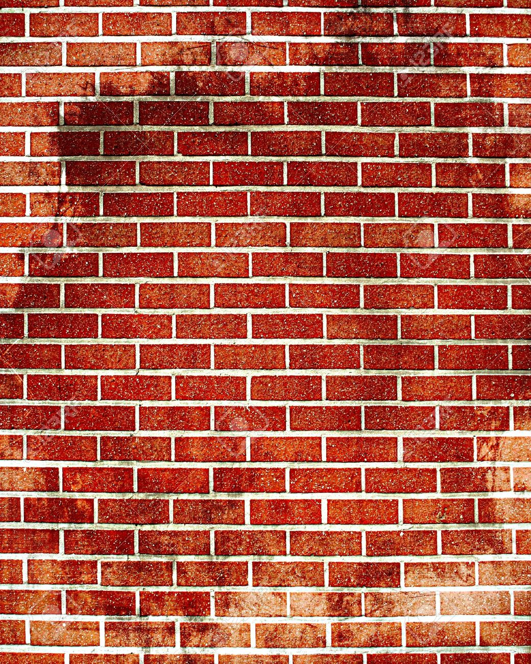 Grunge brick wall with some damage and cracks Stock Photo - 14949850