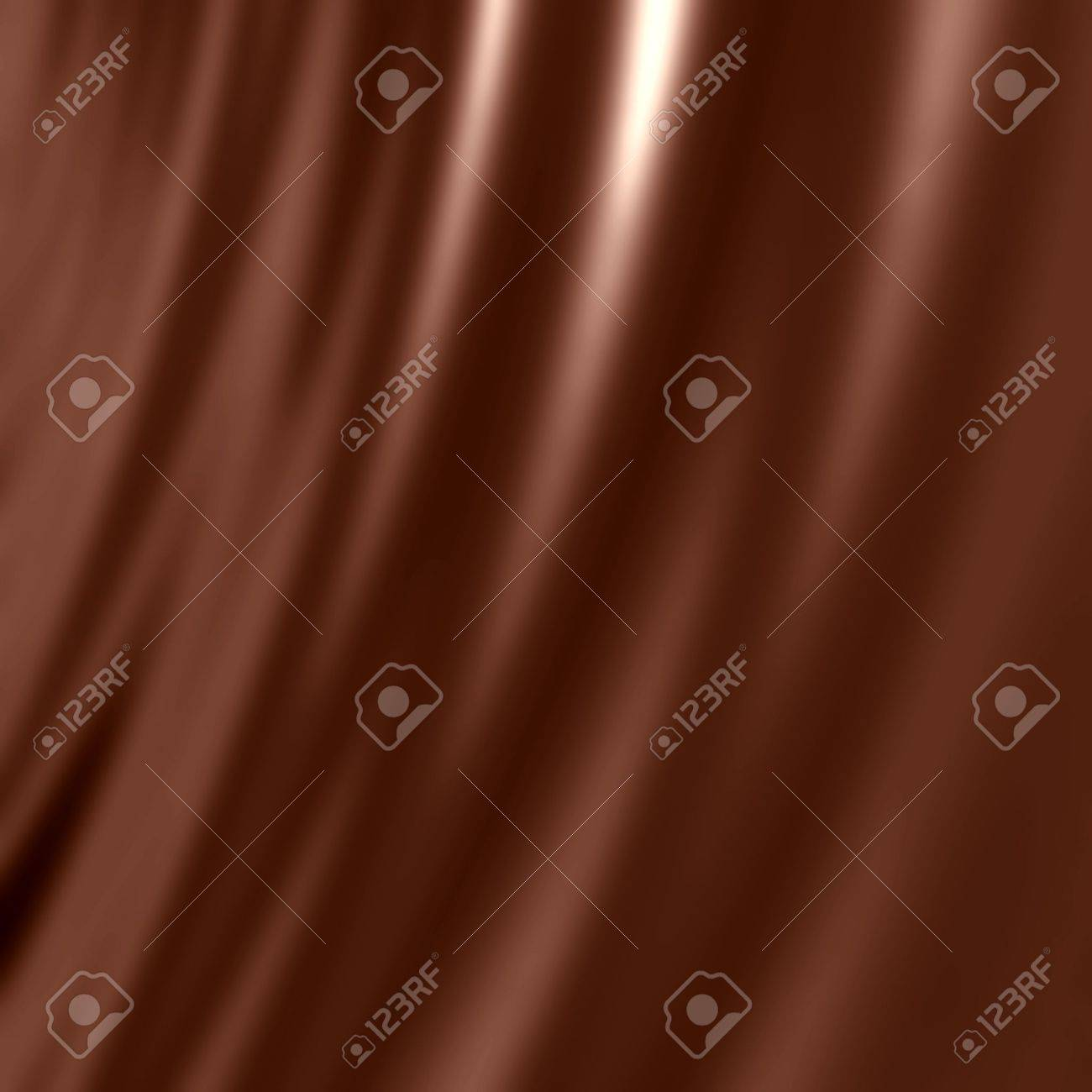 Chocolate background with some soft shades and highlights Stock Photo - 15009257