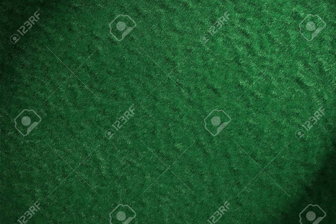 Green background with some grunge effects and fibers Stock Photo - 15612799