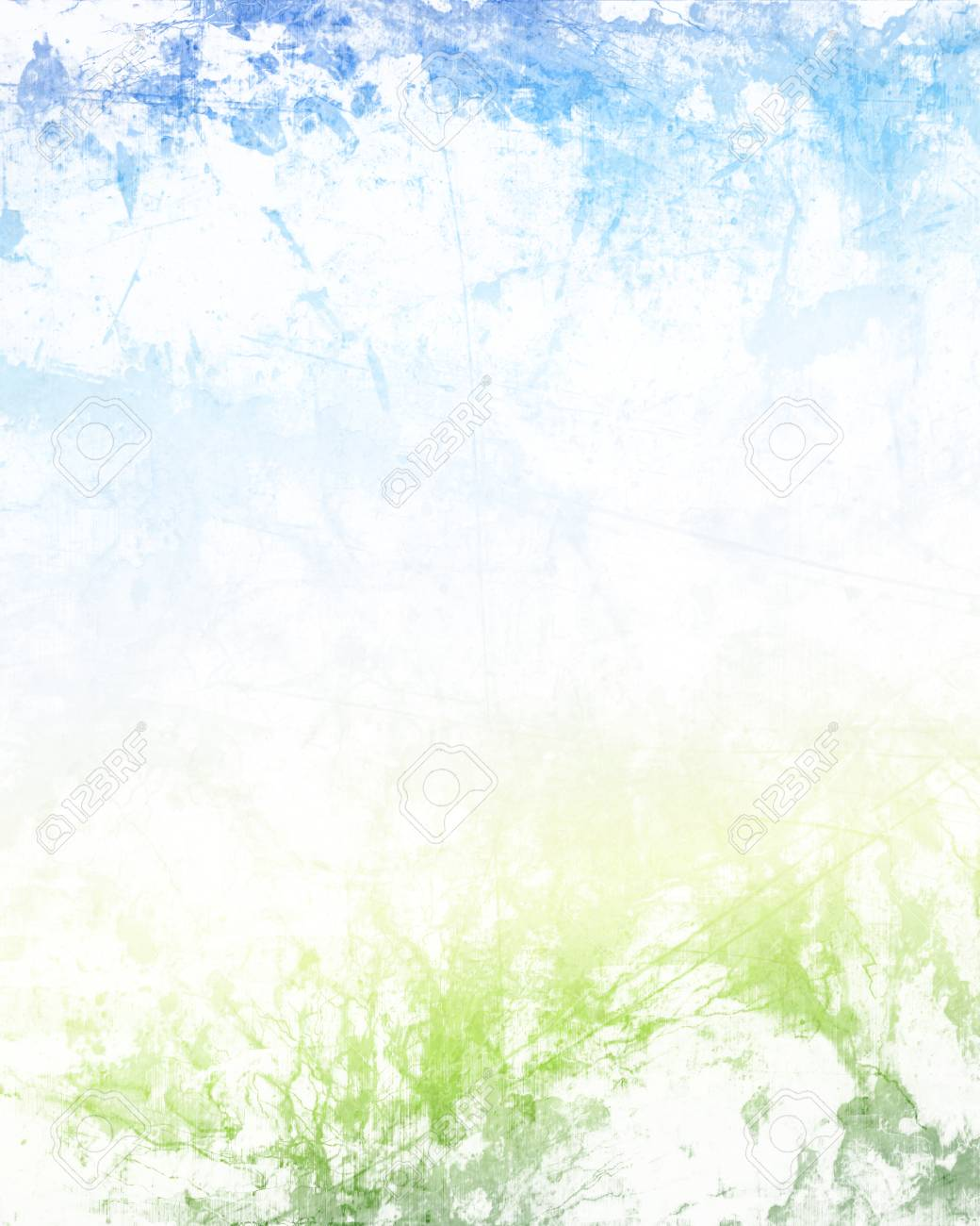 Immagini Stock Astratto Sfondo Nei Colori Blu Bianco E Verde