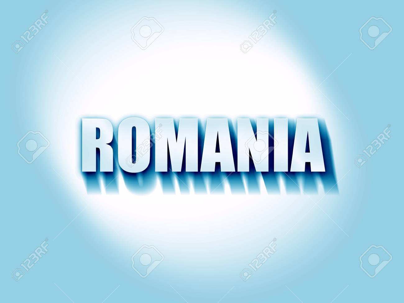 Greetings from romania card with some soft highlights stock photo greetings from romania card with some soft highlights stock photo 54554283 m4hsunfo