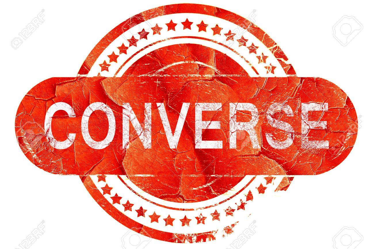 converse di gomma
