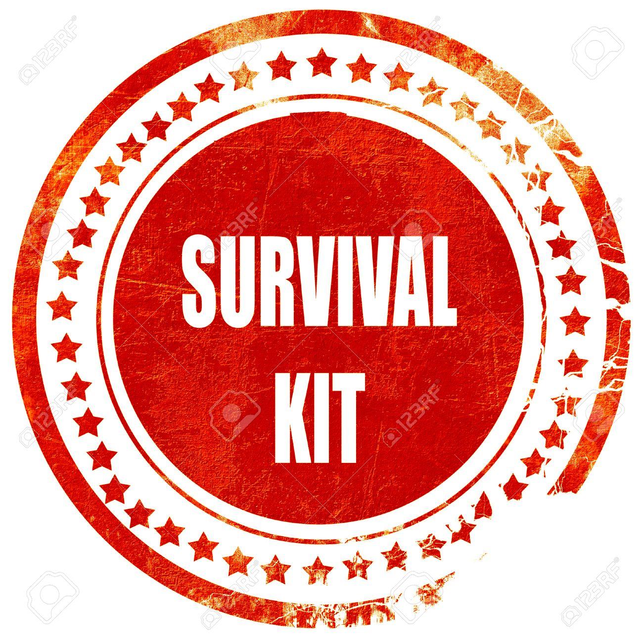 13+ Survival Kit Clipart Pics
