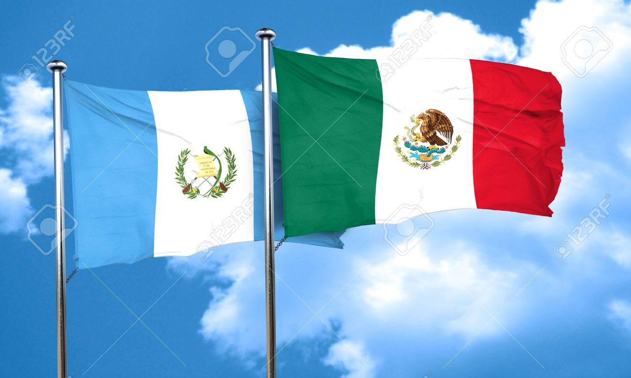 Image result for BANDERA GUATEMALA- MÉXICO 2019