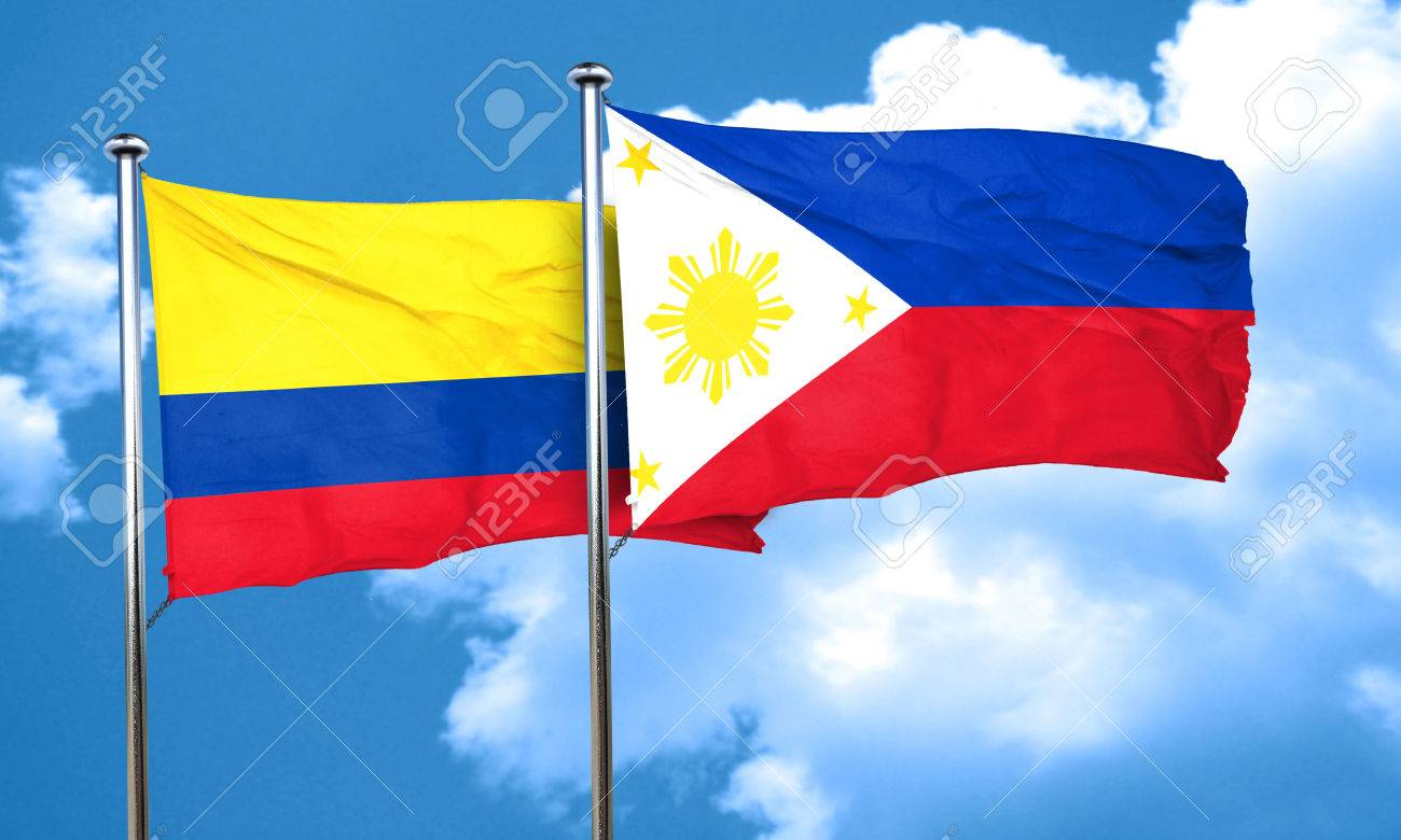 Image result for Colombia & Philippines