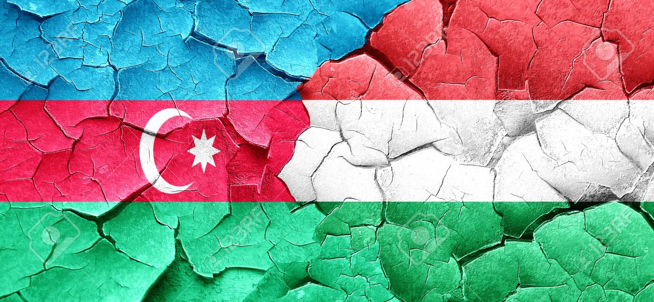 Image result for hungary and azerbaijan flag