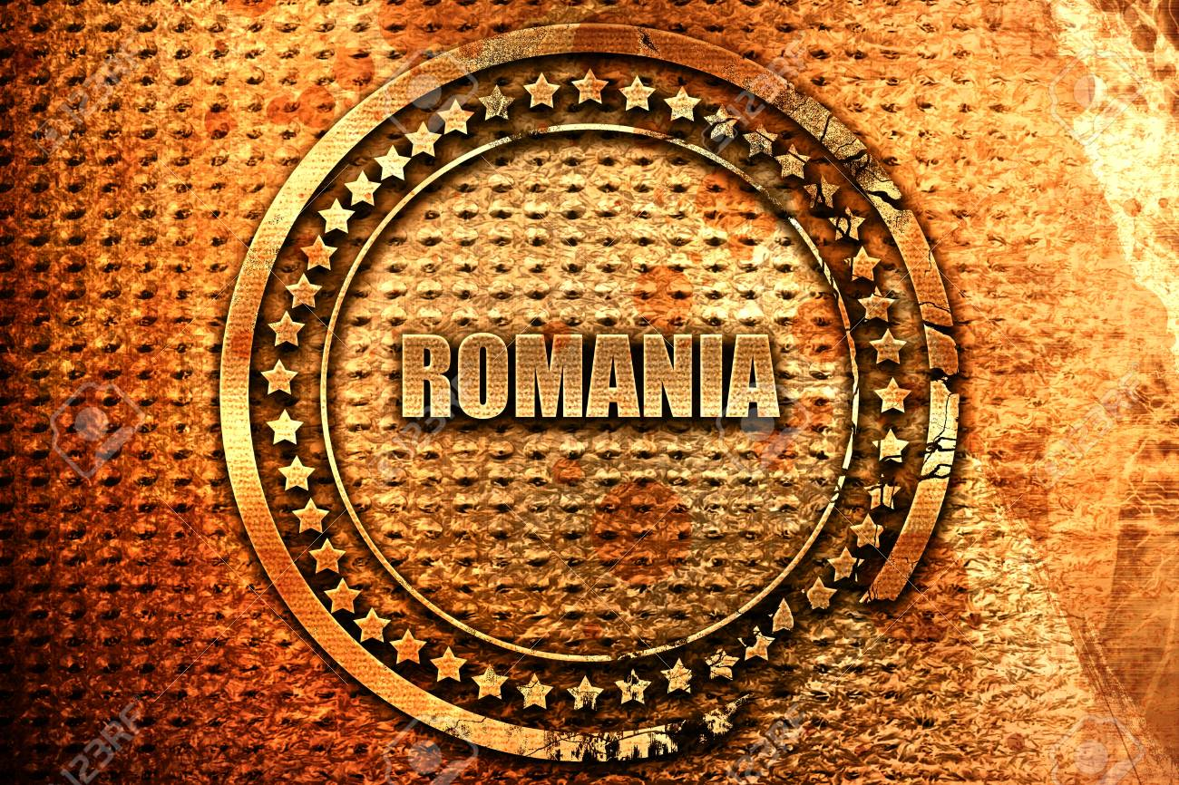 Greetings from romania 3d rendering grunge metal stamp stock photo greetings from romania 3d rendering grunge metal stamp stock photo 70417266 m4hsunfo