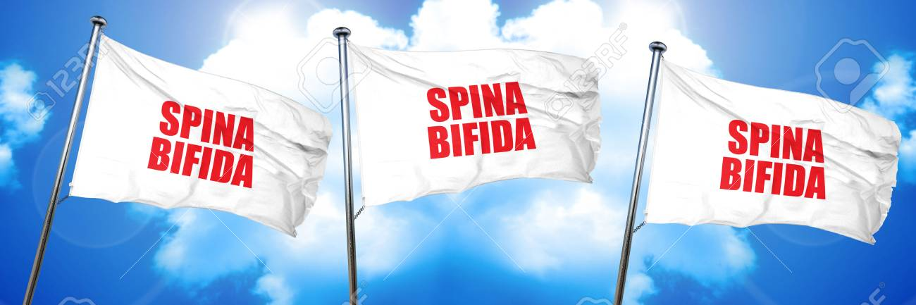 Espina Bífida, 3D, Banderas Triples Fotos, Retratos, Imágenes Y ...