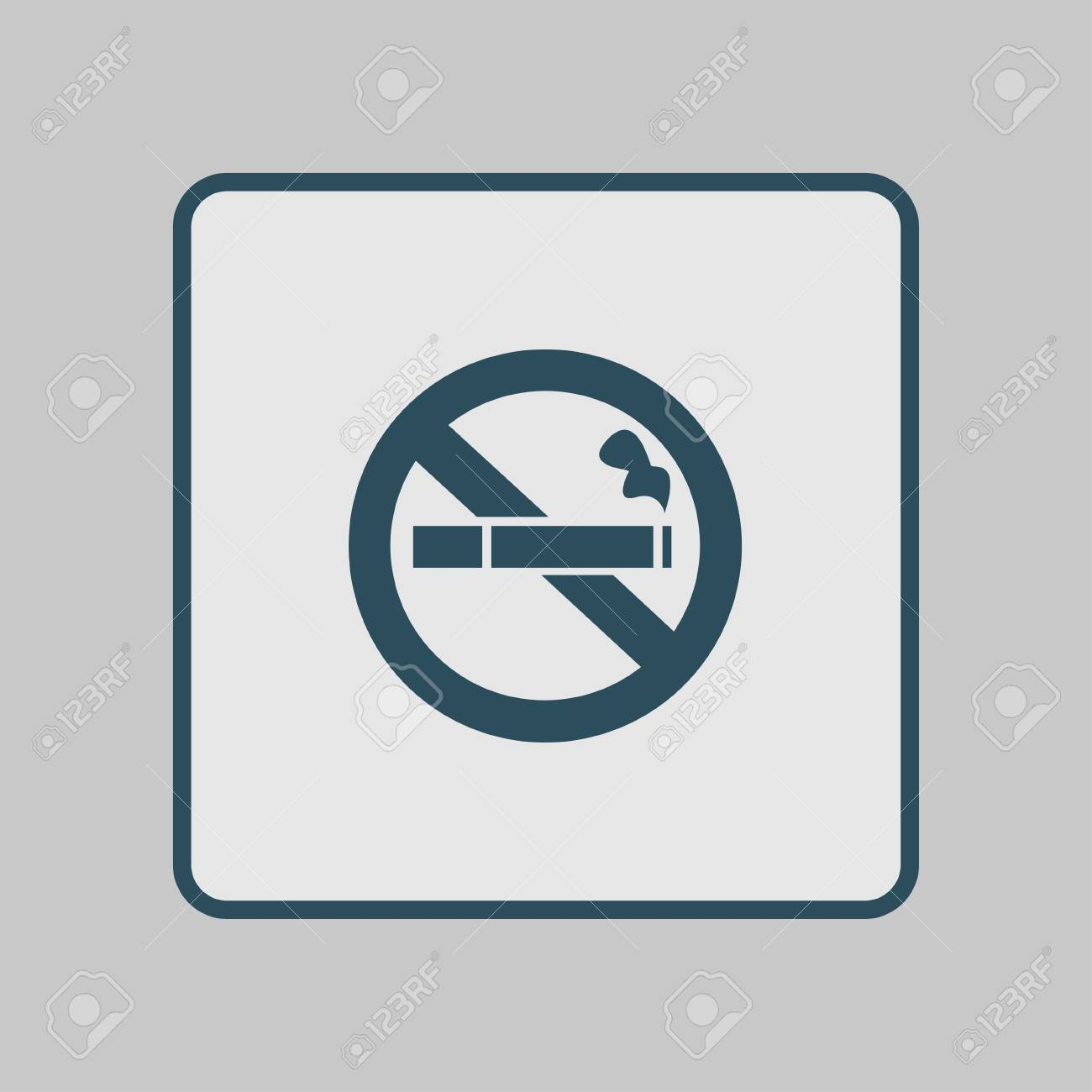 No smoke icon stop smoking symbol vector illustration filter no smoke icon stop smoking symbol vector illustration filter tipped cigarette buycottarizona Images