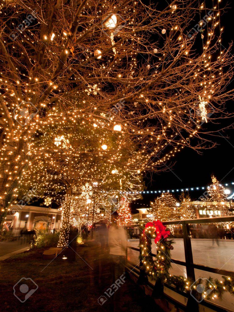 Christmas In Denver Colorado.3rd Annual Christmas Tree Lighting At The Streets Of Southglenn