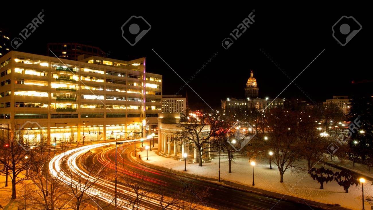 Civic Center in Denver, Colorado. Stock Photo - 11482374