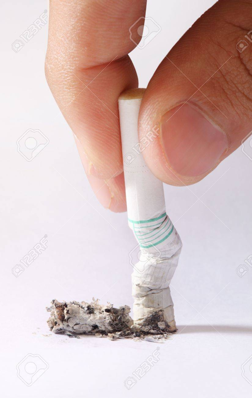 smoking is not healthy for your health Stock Photo - 6324388