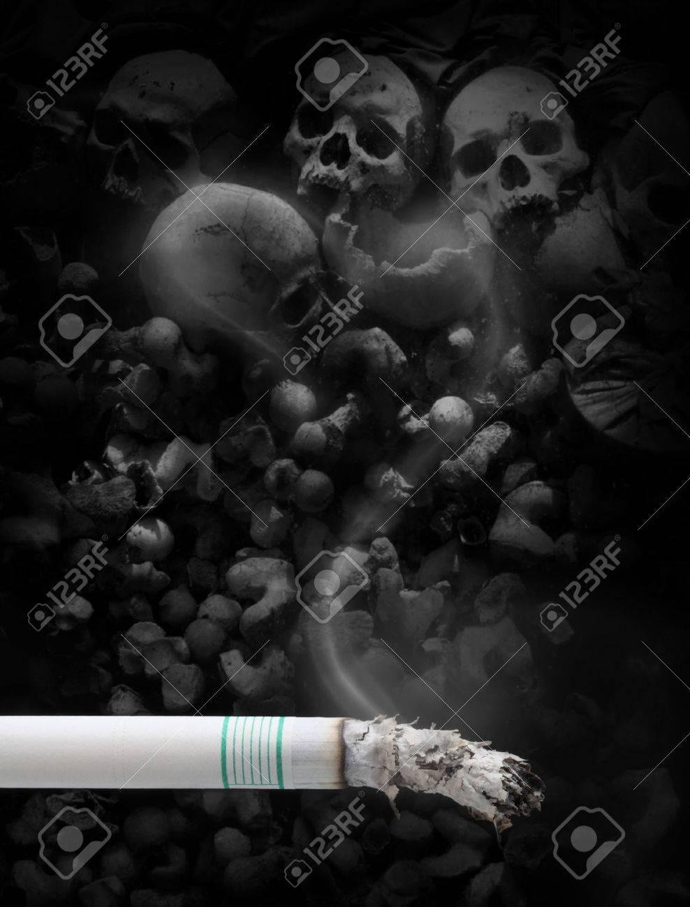 stop smoking Stock Photo - 6489771