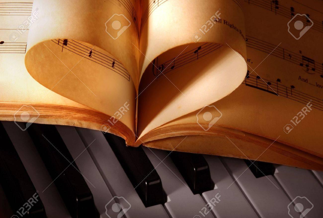 ancient music books Stock Photo - 6547727