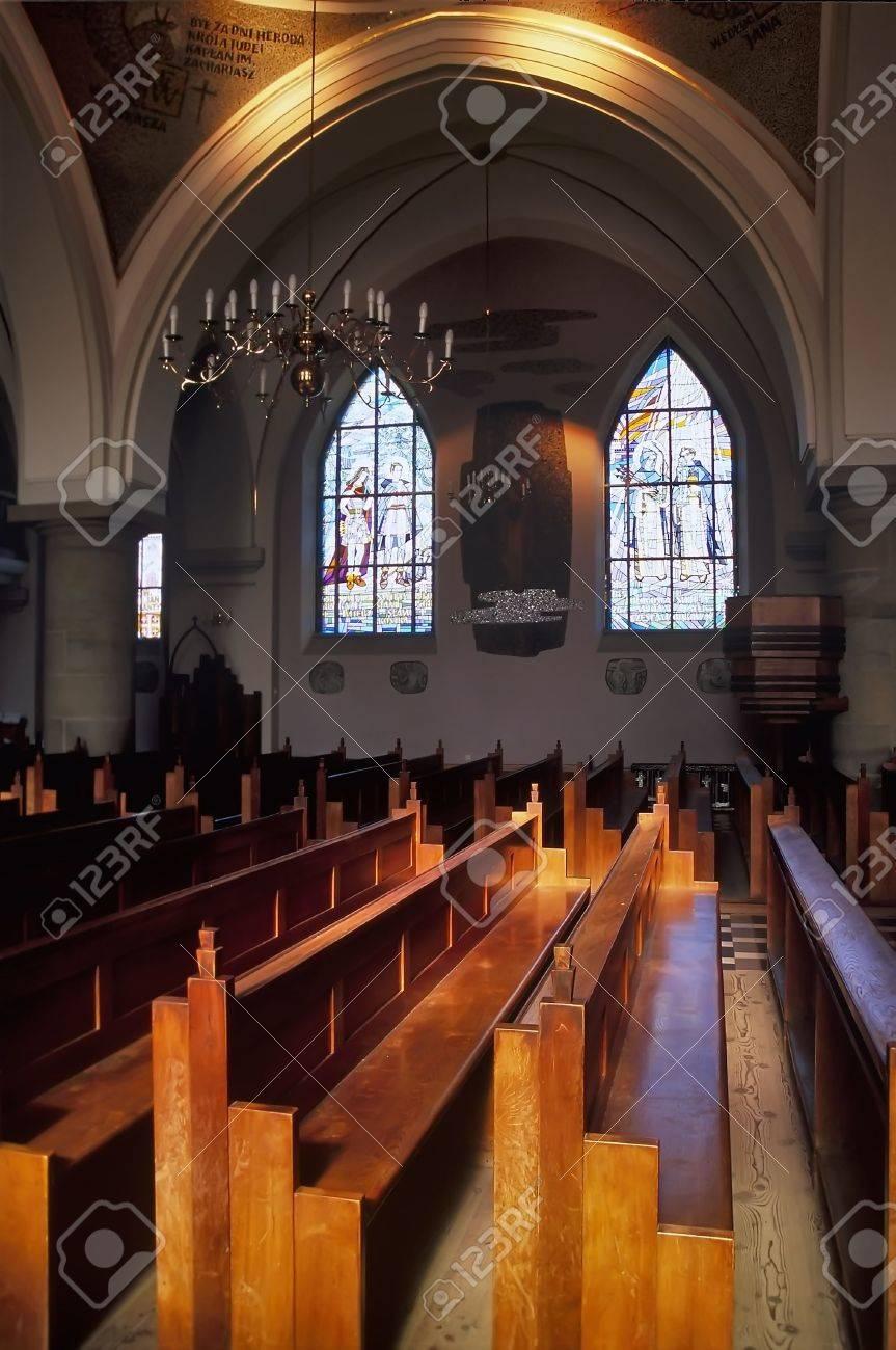 Interior of church - 424479