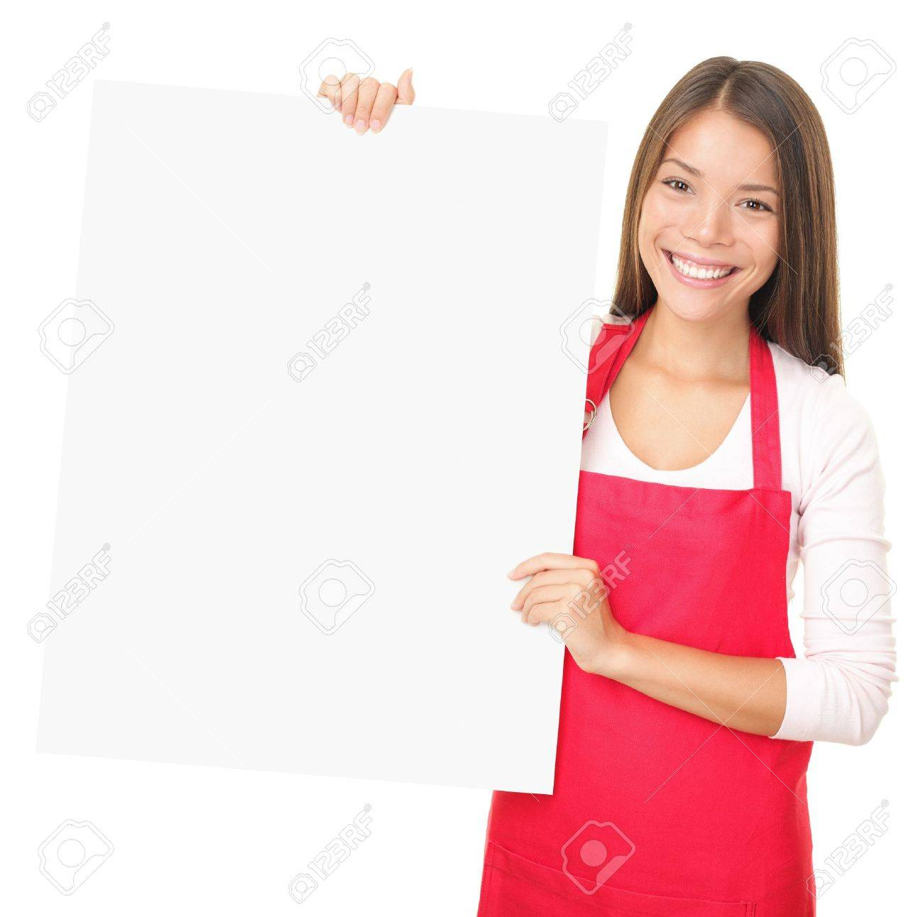 s clerk showing blank sign stock photo picture and royalty s clerk showing blank sign stock photo 8294735