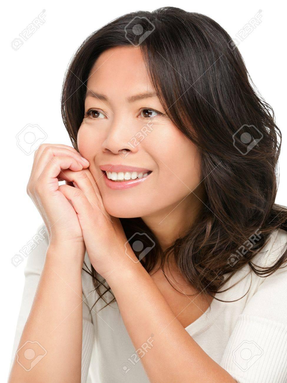 Chinoise mature