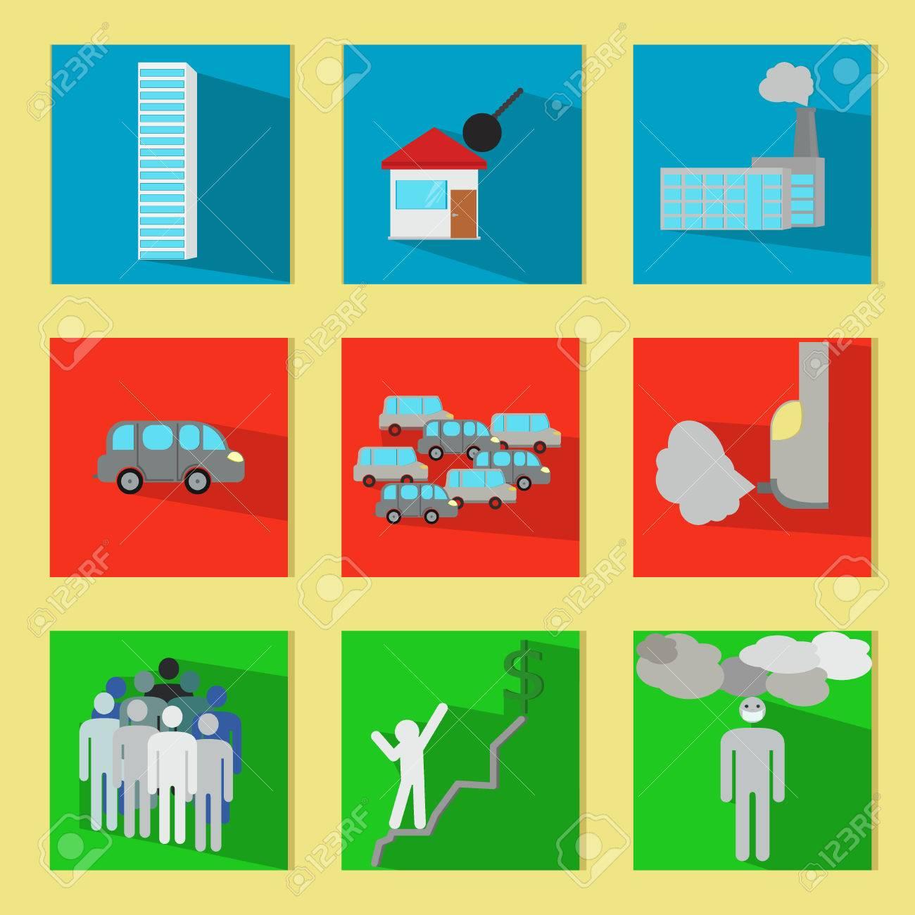 business administration consumerism urban life concepts house business life concepts