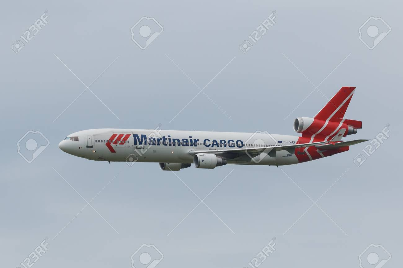 MD-11 PH-MCP or Martinair Cargo