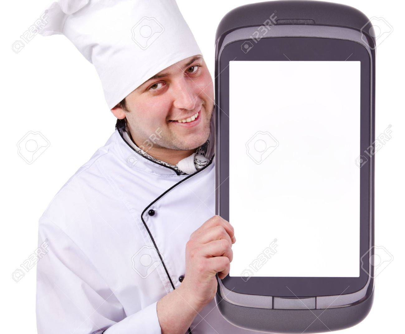 Riesiger Koch