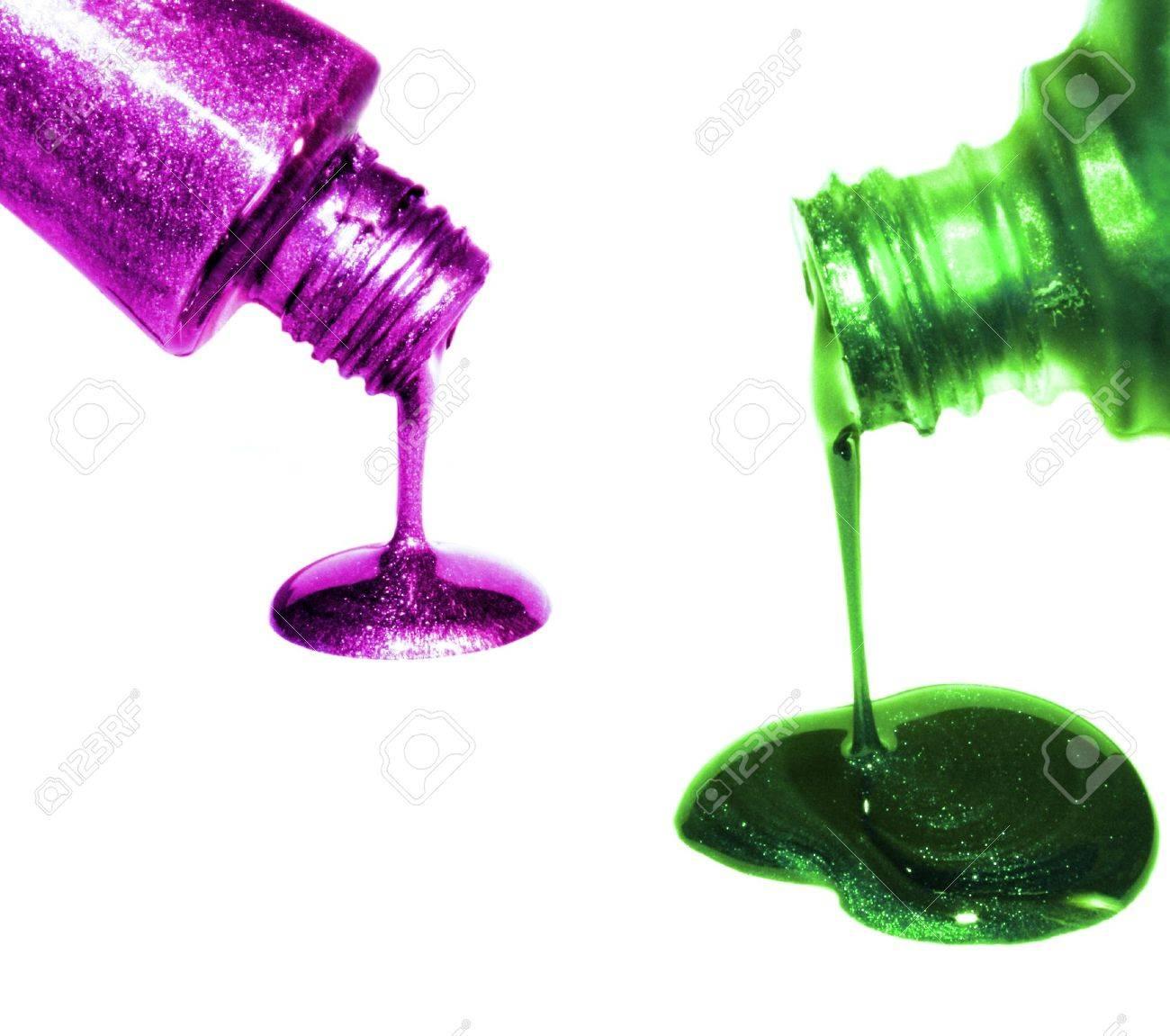 nail polish Stock Photo - 9394204