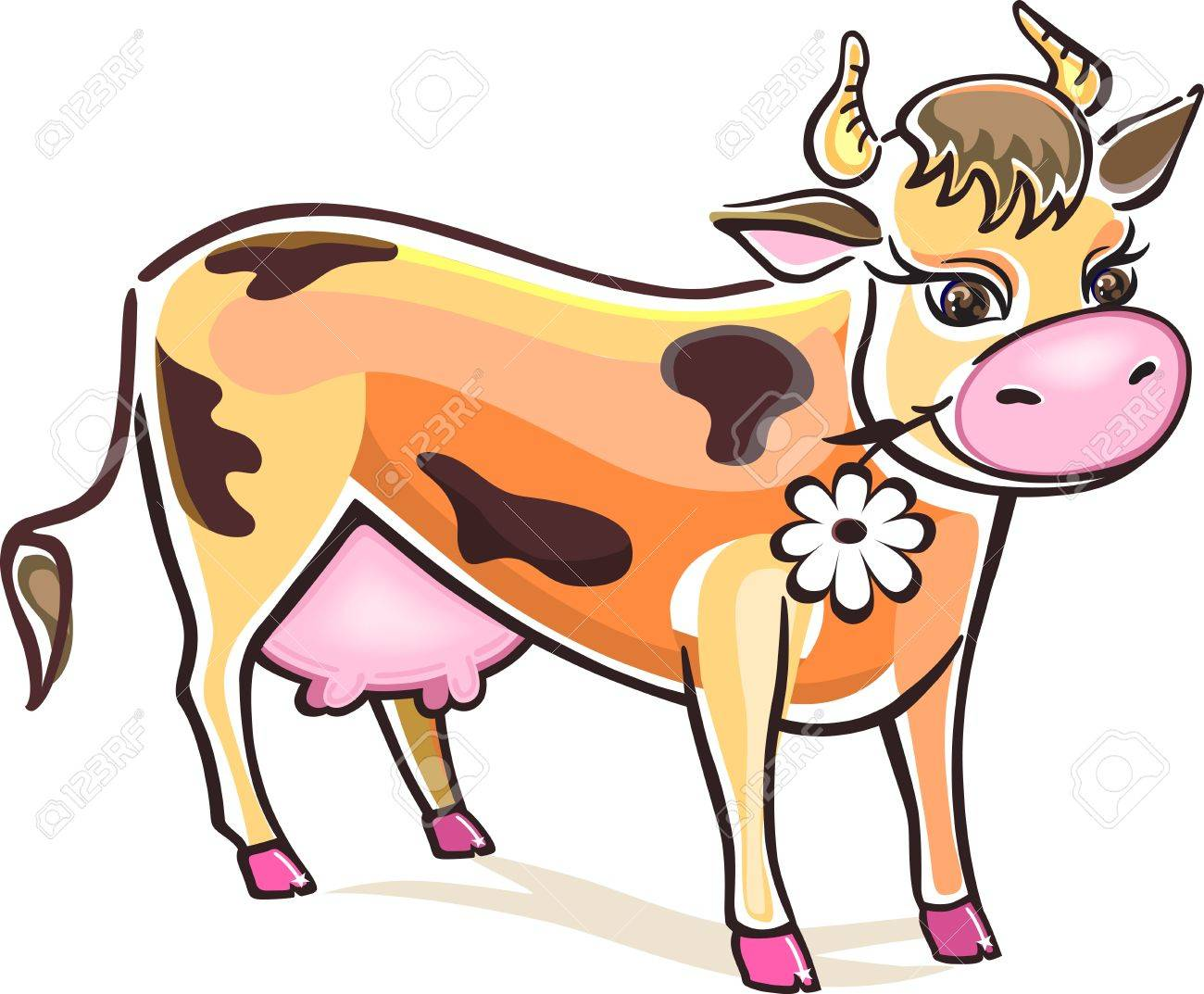 cartoon images of cow the best cow 2017