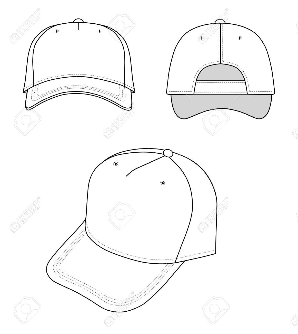 Cap Royalty Free Cliparts, Vectors, And Stock Illustration. Image ...
