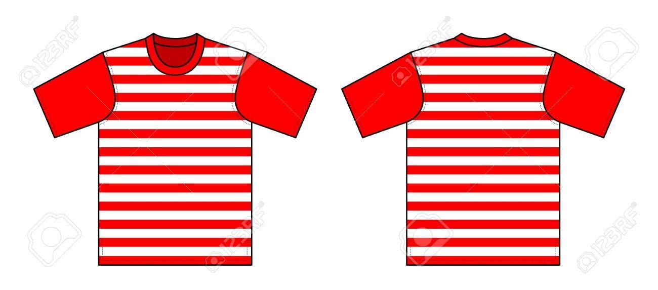 T-shirt vector illustration Stock Vector - 11357535