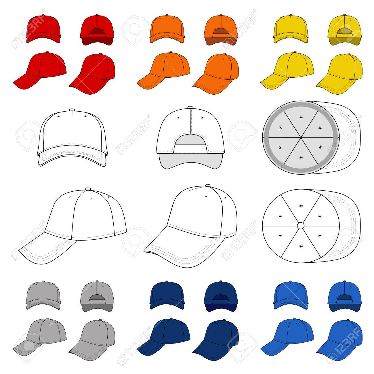 Many-coloured Baseball f08d2ad24b2