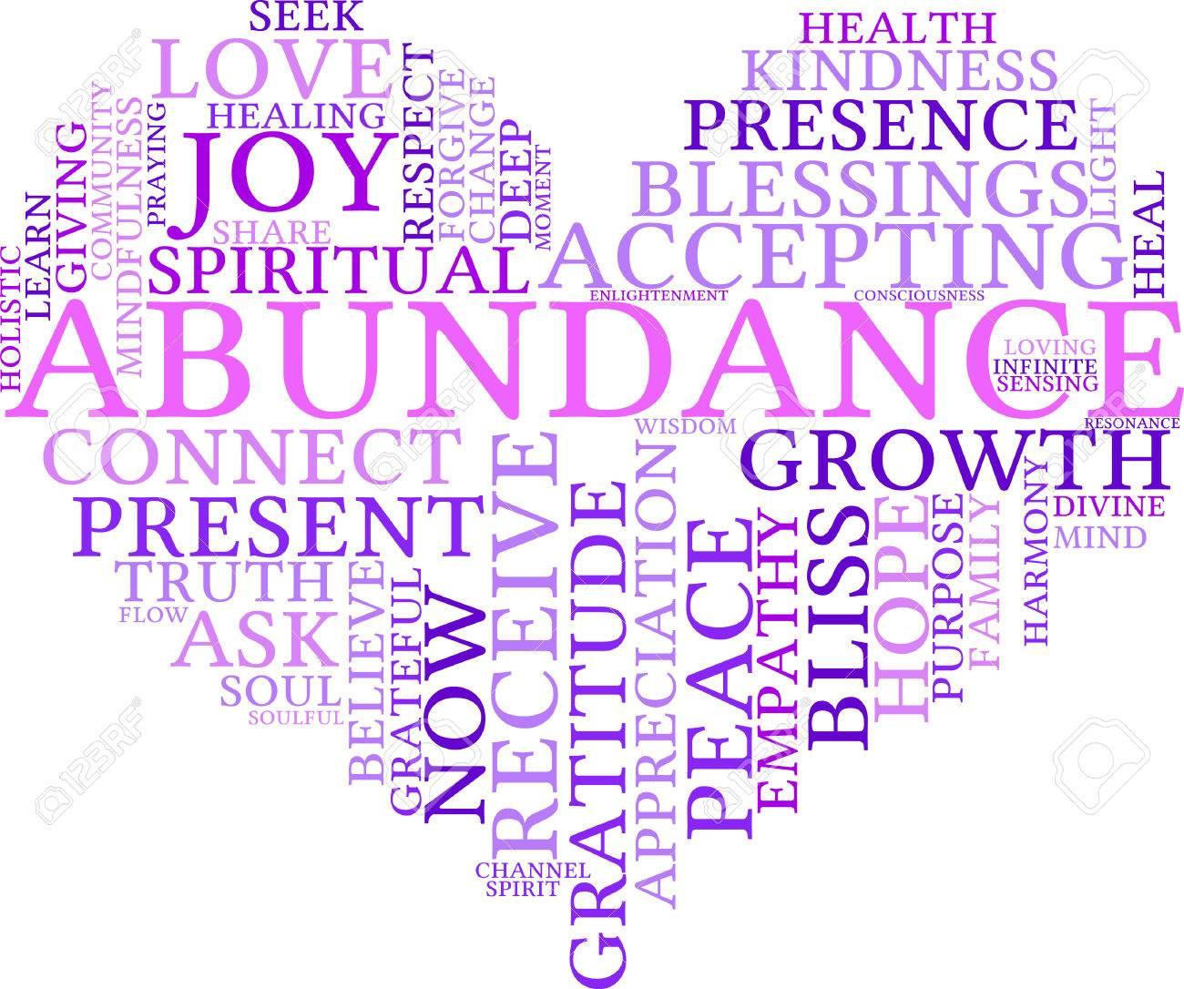 Image result for abundance