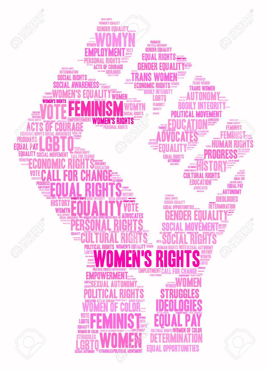 Womens rights word cloud on a white background royalty free womens rights word cloud on a white background stock vector 72041212 biocorpaavc Images