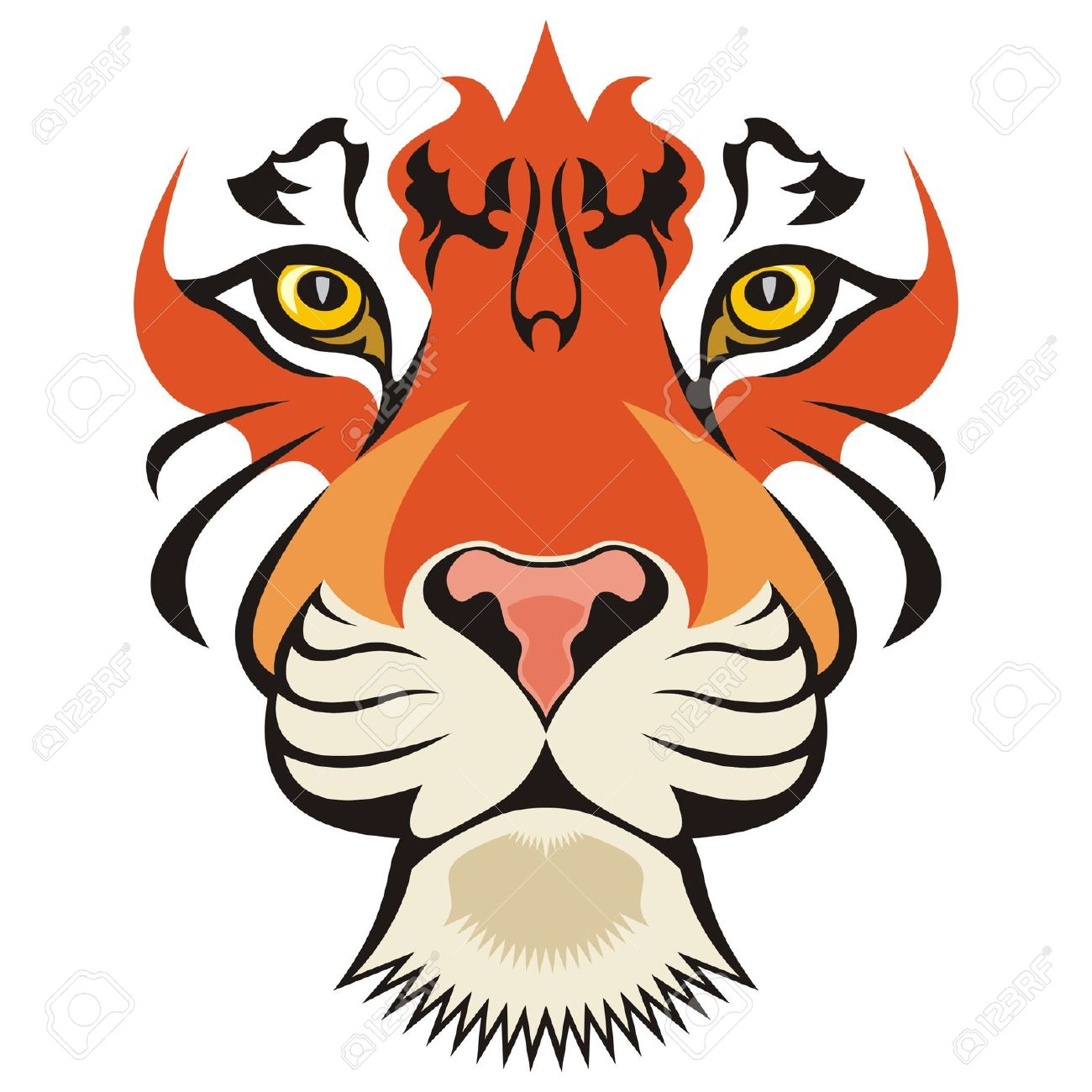 tiger vector royalty free cliparts vectors and stock illustration rh 123rf com tiger vector eps tiger vector image