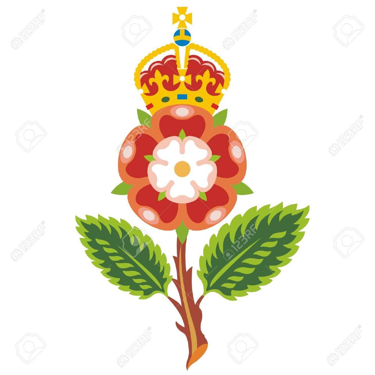 Tudor rose royal badge of england vector royalty free cliparts tudor rose royal badge of england vector stock vector 24805648 buycottarizona