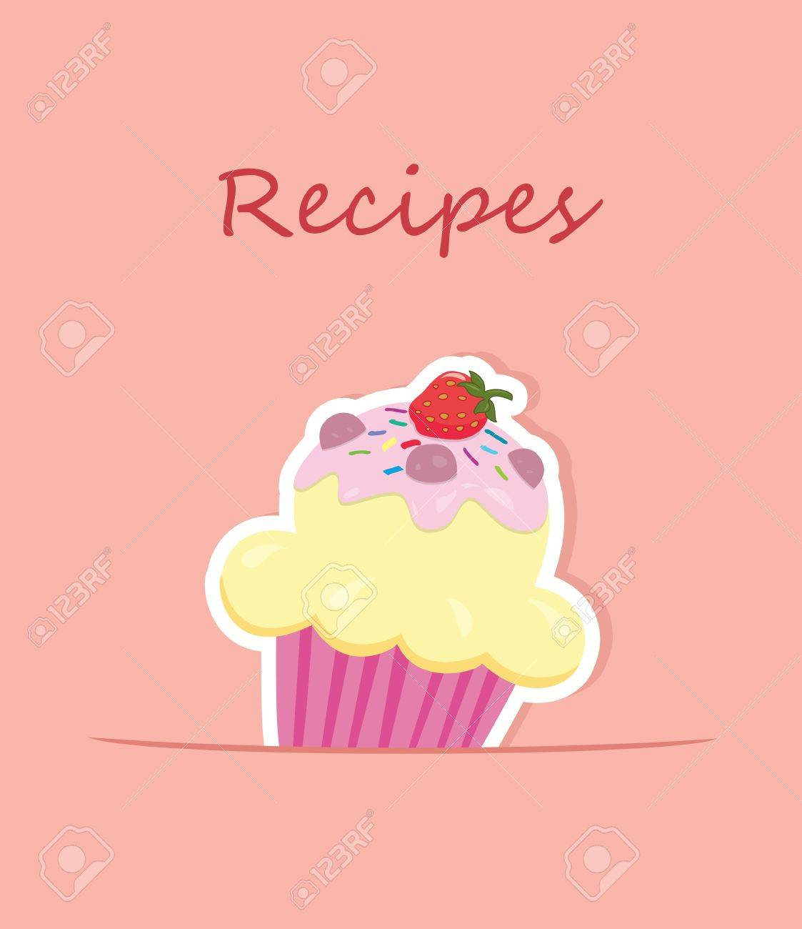 clipart cupcake.html