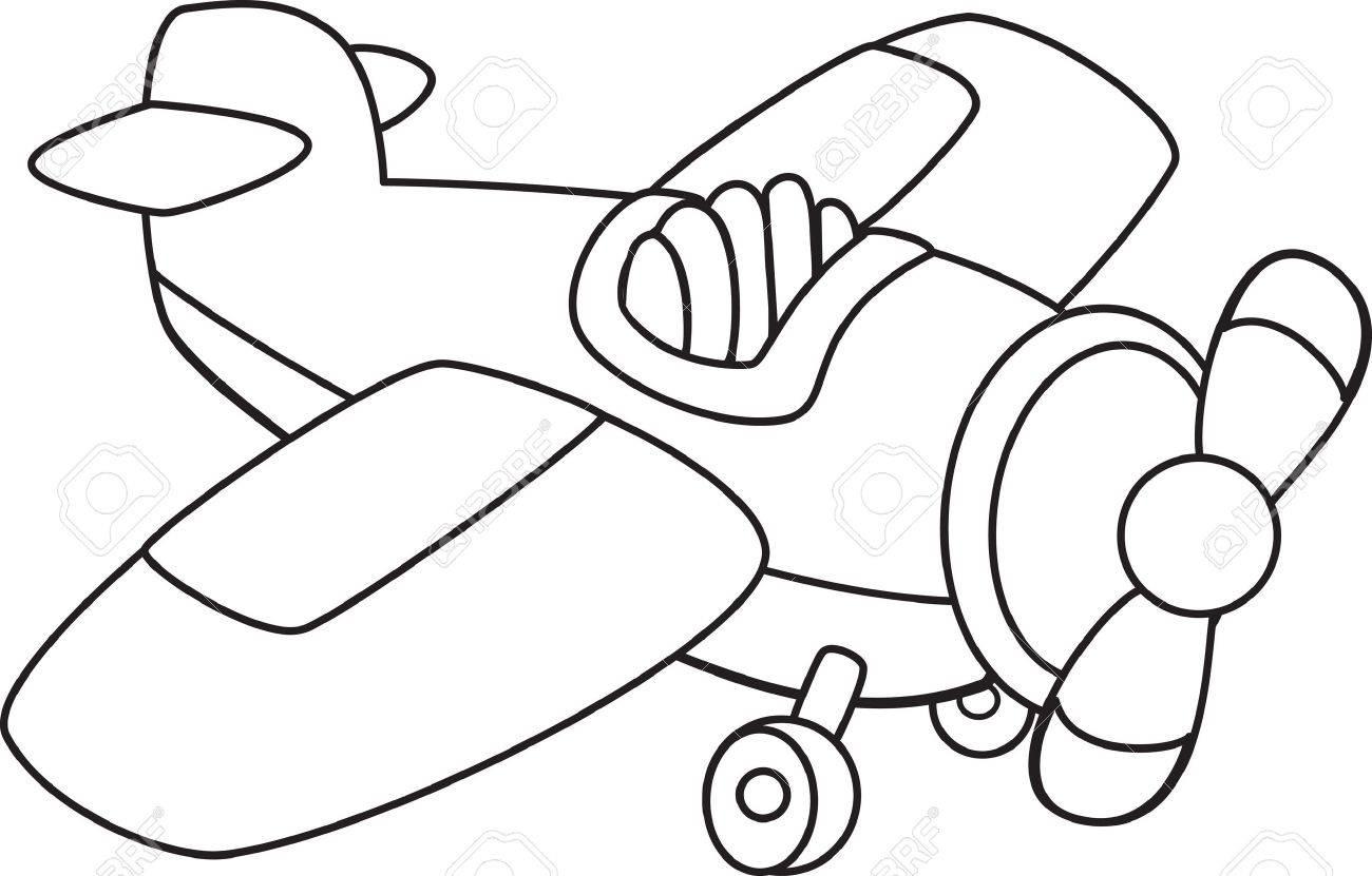 Plane Airplane Airplane Tail Toy Plane