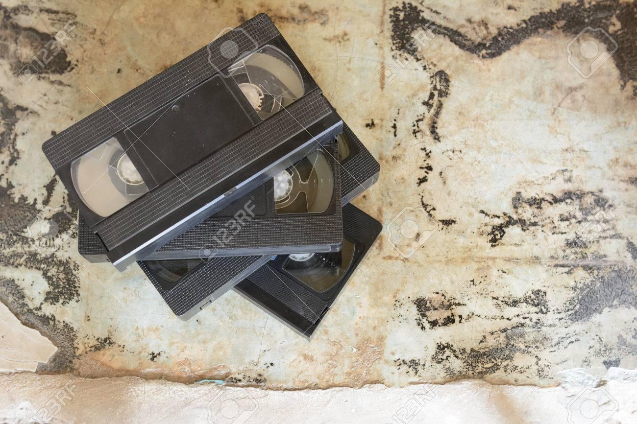 Dirty vintage video