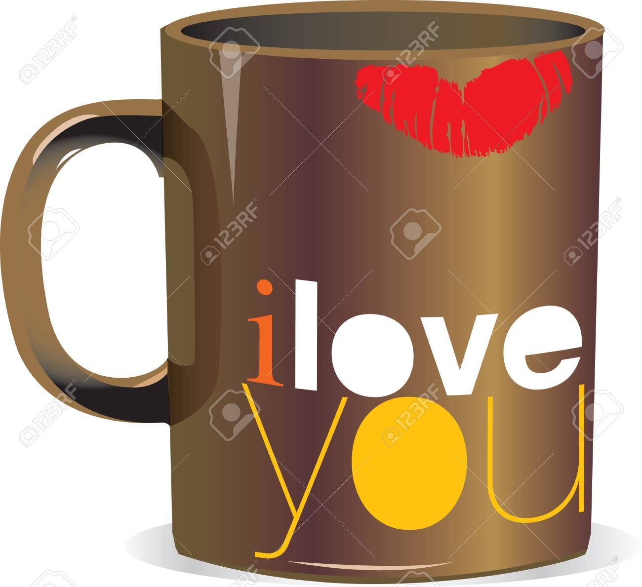 i love you Stock Vector - 10968768