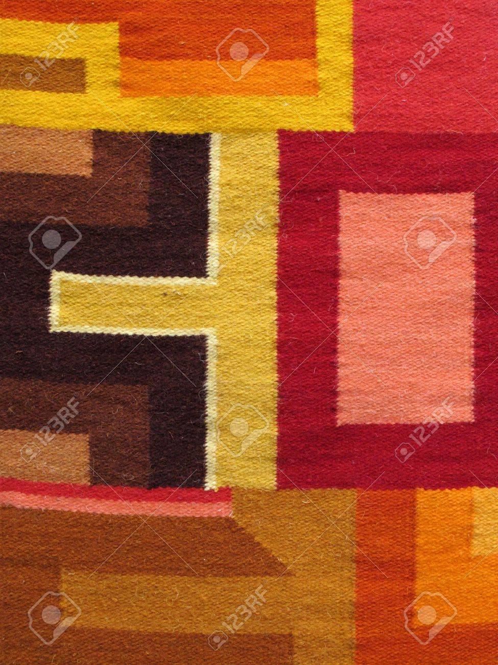 South America Indian woven fabrics Stock Photo - 11172069