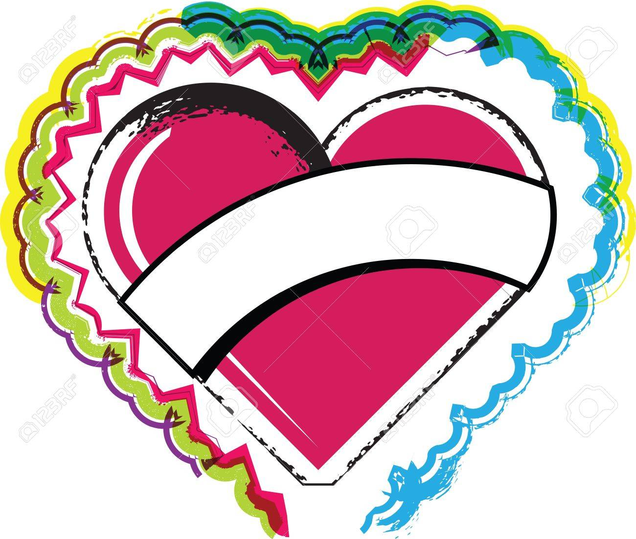 Heart Stock Vector - 15778811