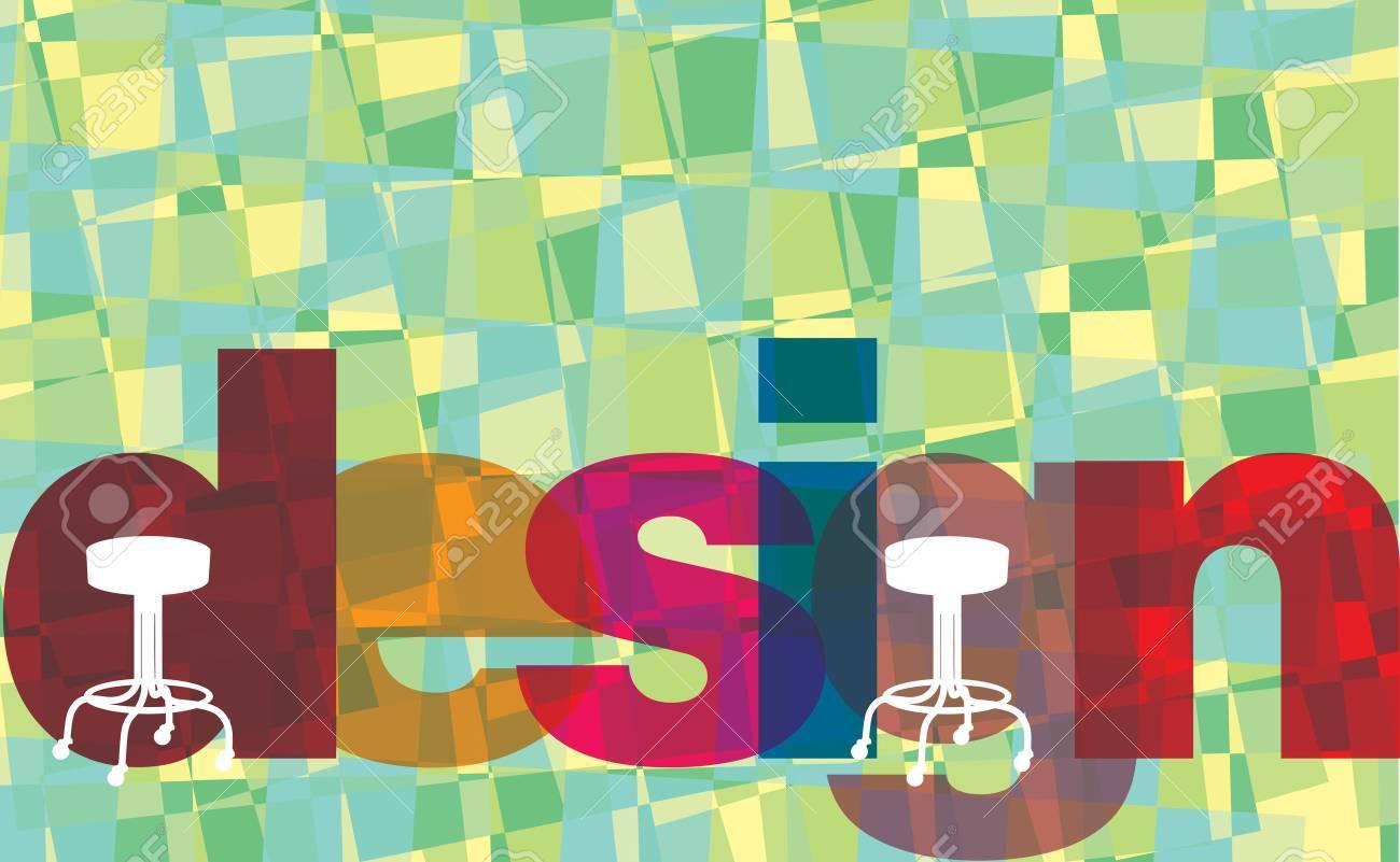 interior Design illustration - 16647334