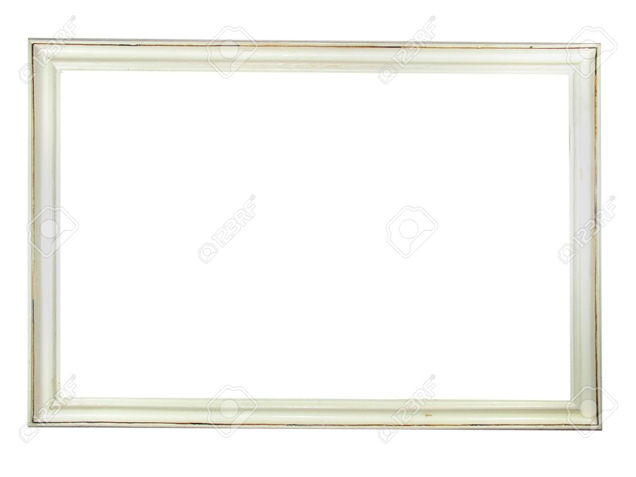 Old Wooden Picture Frames Wooden Picture Frame With