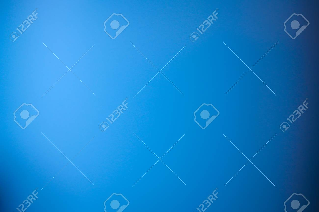 Blue Background Abstract Blur Gradient With Bright Clean Navy