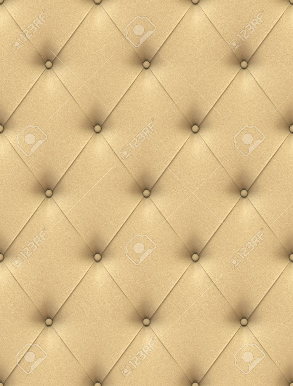 Seamless Tile Able Texture Of A Beige Leather Upholstery With Great Detail Similar Textures On My