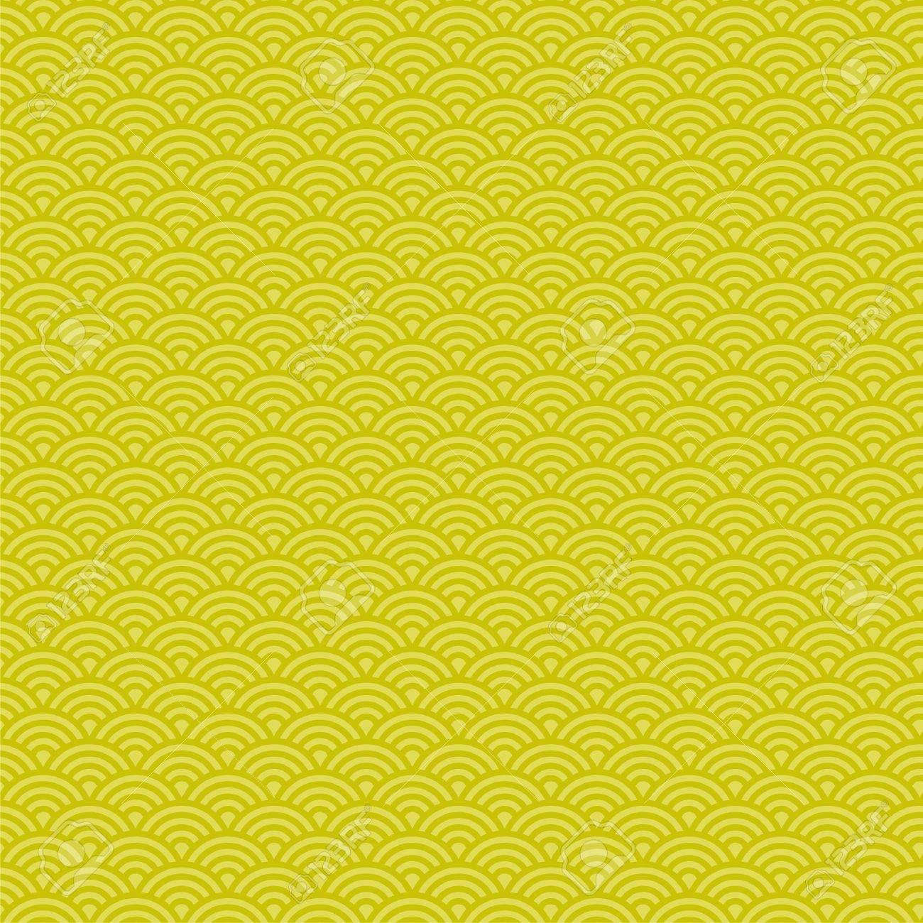 アジアン スタイルで抽象的なシームレスな壁紙タイル シリーズのイラスト素材 ベクタ Image