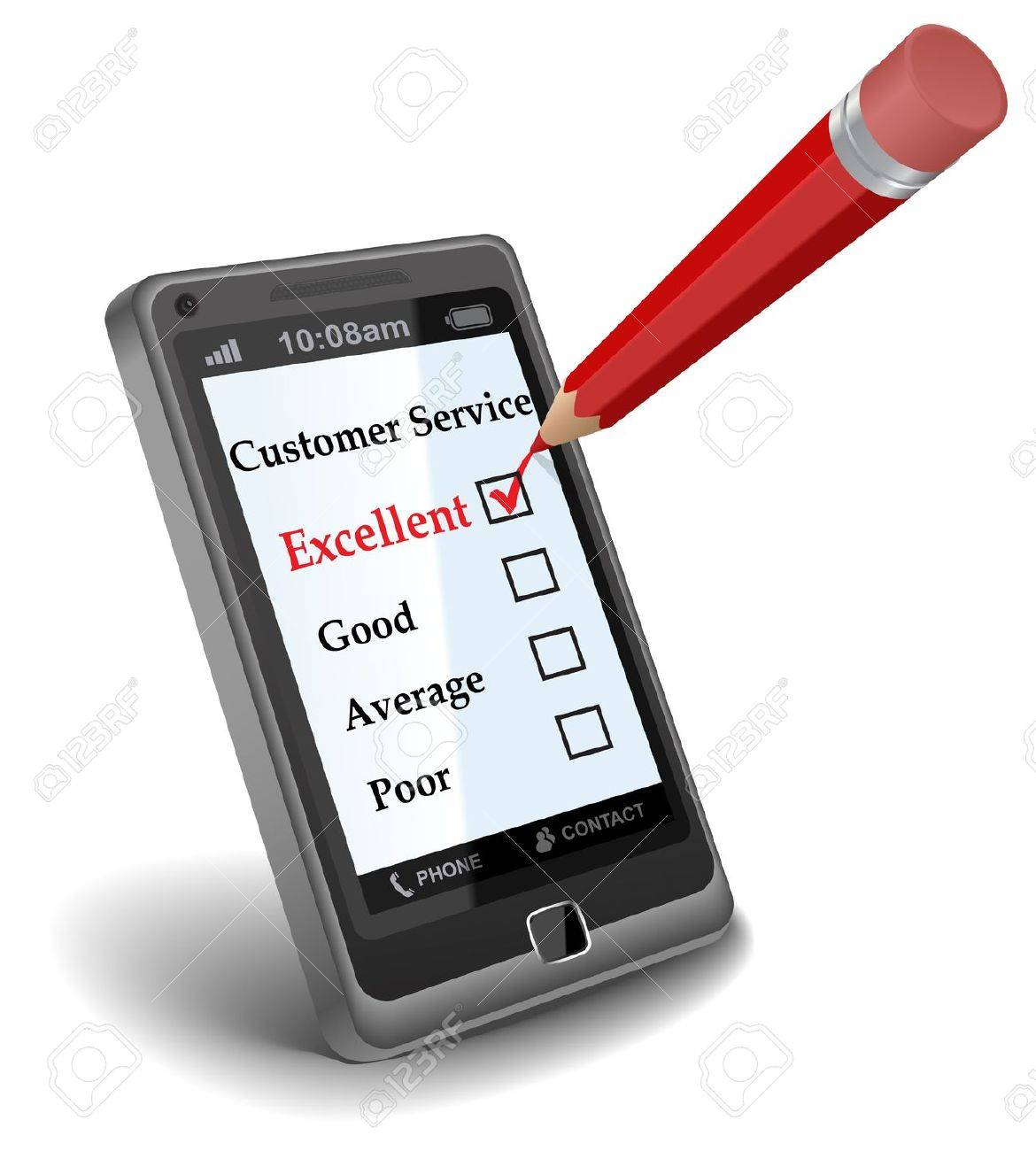 Online Survey Stock Photo - 9393340