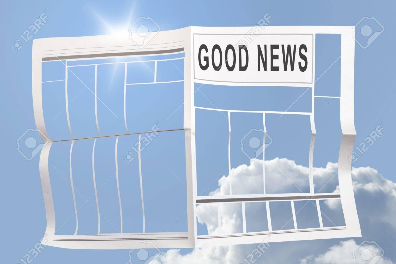 Good news Stock Photo - 12677132