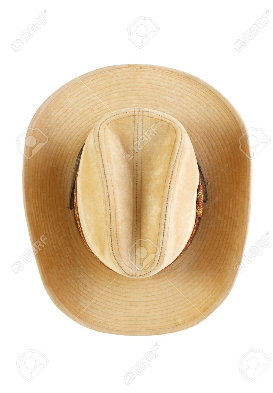 Stock Photo - Suede cowboy hat cabdf3cb82f