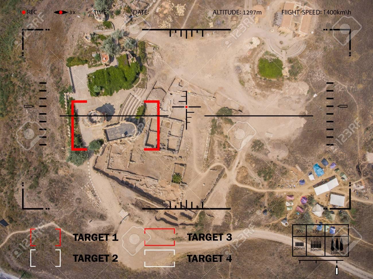 [Al Jazeera] Seguimiento de los desórdenes en Irak 64744190-con-el-objetivo-de-bombarderos-a-la-meta-en-el-desierto-avi%C3%B3n-visor-de-la-c%C3%A1mara-