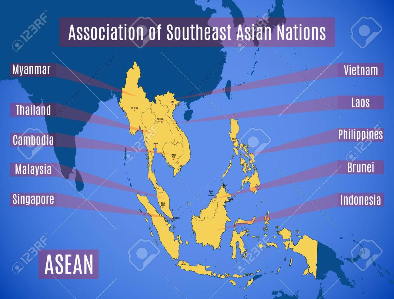 東南アジア諸国連合 (ASEAN) 加...